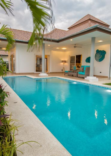 Luxury Hua Hin Property | Orchid Palm Homes