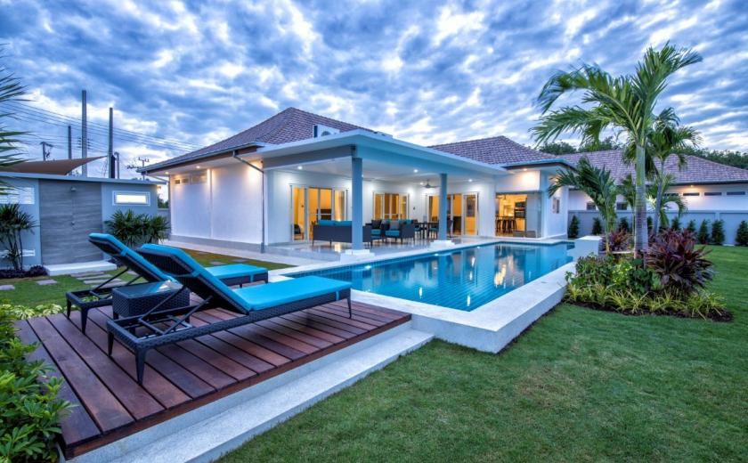 Villa Leelawadee | Mali Signature by Orchid Palm Homes | Hua Hin Property