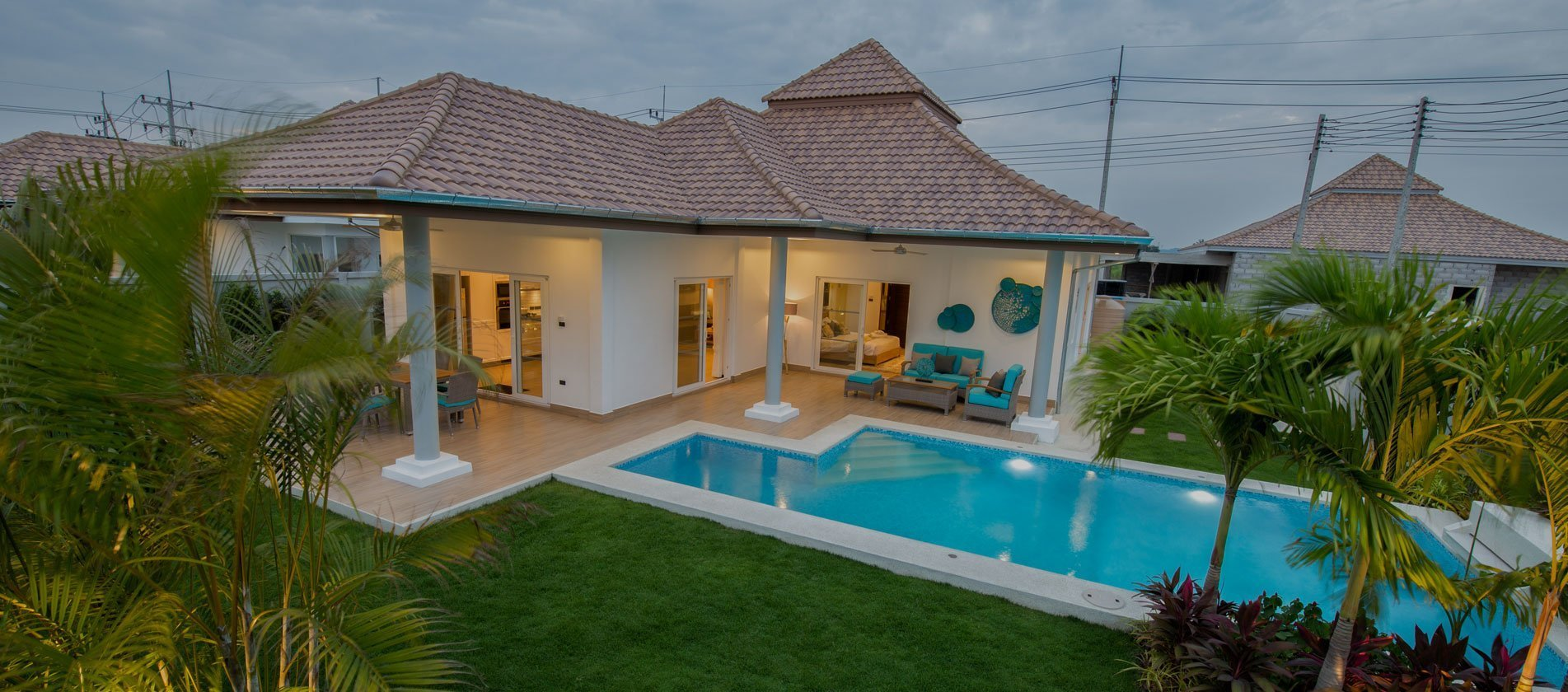 Luxury Villas in Hua Hin | Orchid Palm Homes