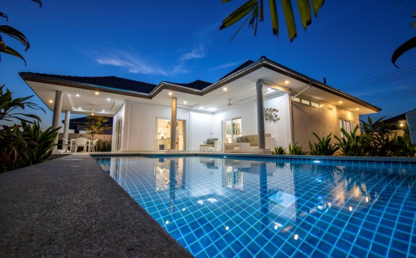 Orchid Deluxe | Mali Signature by Orchid Palm Homes | Hua Hin Property