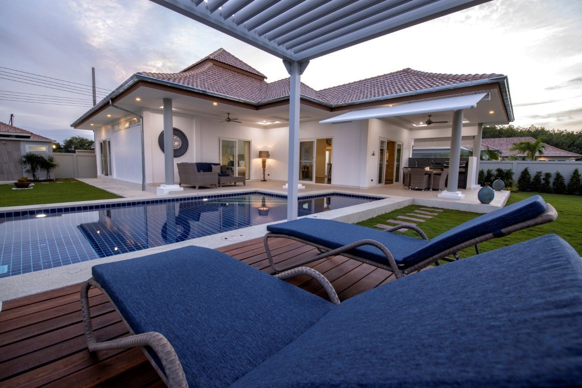 Orchid Signature | Mali Signature by Orchid Palm Homes | Hua Hin Property