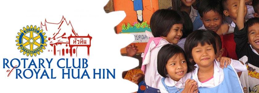 Rotary Club of Royal Hua Hin | Charity Work | Orchid Palm Homes