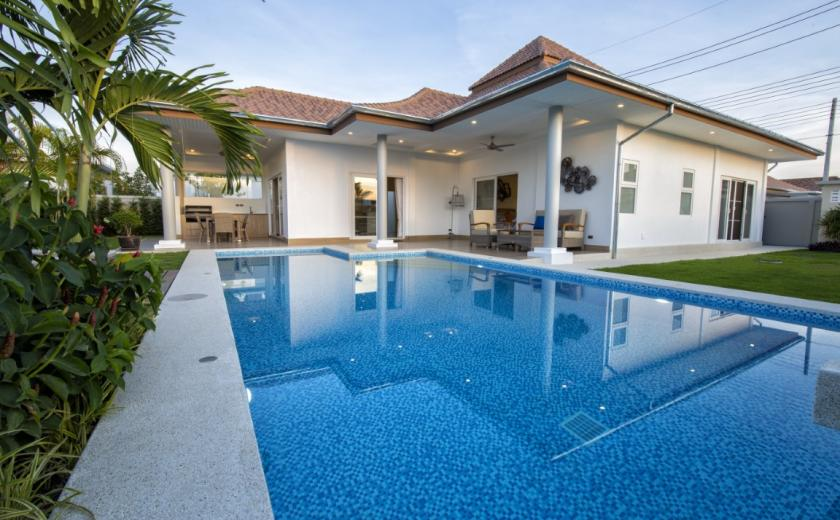 Try Before You Buy | Luxury Pool Villas in Hua Hin | Orchid Palm Homes