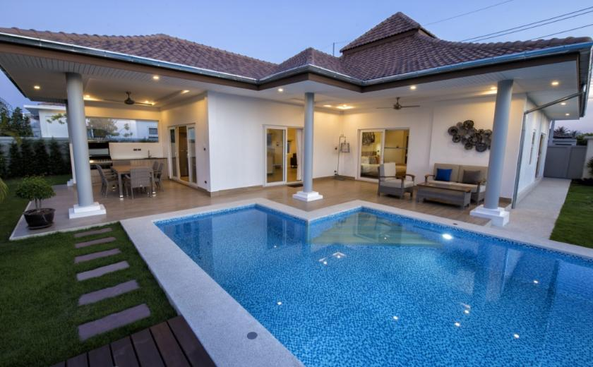Property in Hua Hin | Luxury Pool Villas in Hua Hin | Orchid Palm Homes