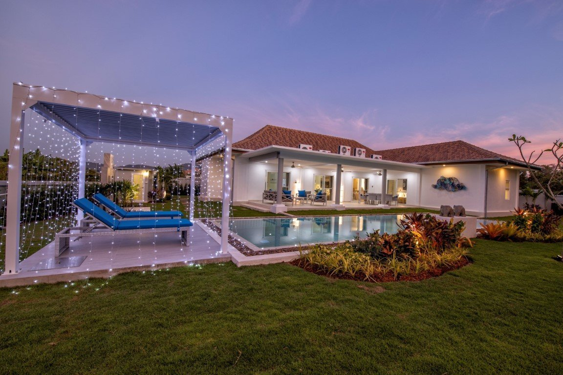 Villa Maya | Mali Signature by Orchid Palm Homes | Hua Hin Property