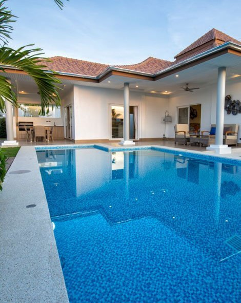 Luxury Pool Villas in Hua Hin | Orchid Palm Homes