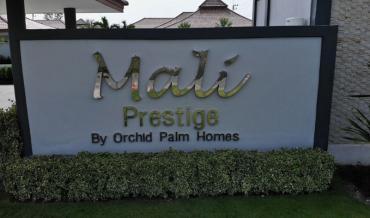 Mali Prestige | Hua HIn Property | Site Update May 2019