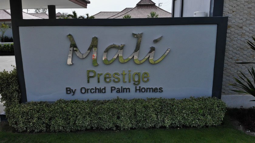 Mali Prestige | Hua HIn Property | Site Update May 2019