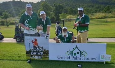 Charity Golf in Hua Hin | Orchid Palm Homes | Supporting Local Charities