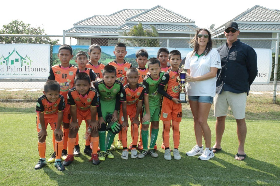 Orchid Palm Homes Cup | Black Mountain Football Academy