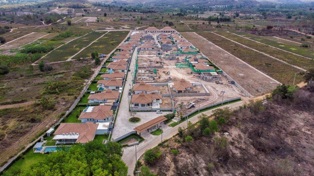 Luxury Property in Hua Hin   Mali Signature   Site Update